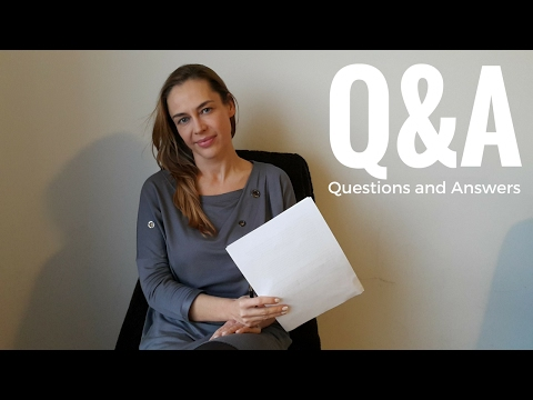 #4 Q&A (Questions and Answers) Maria Rotkiel