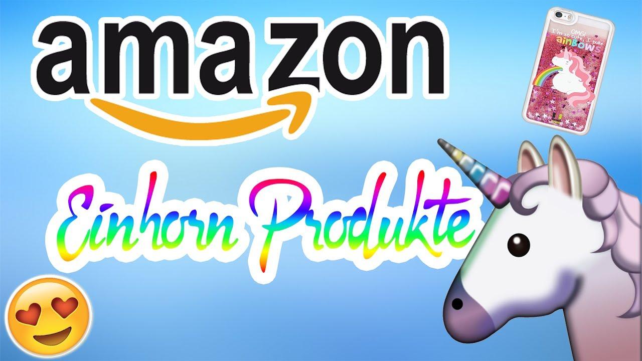Einhorn Amazon