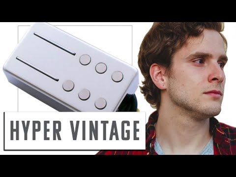 Railhammer Hyper Vintage Pickup   DEMO & REVIEW