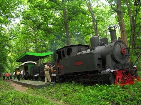 Cepu Steam Railway Tour 2005
