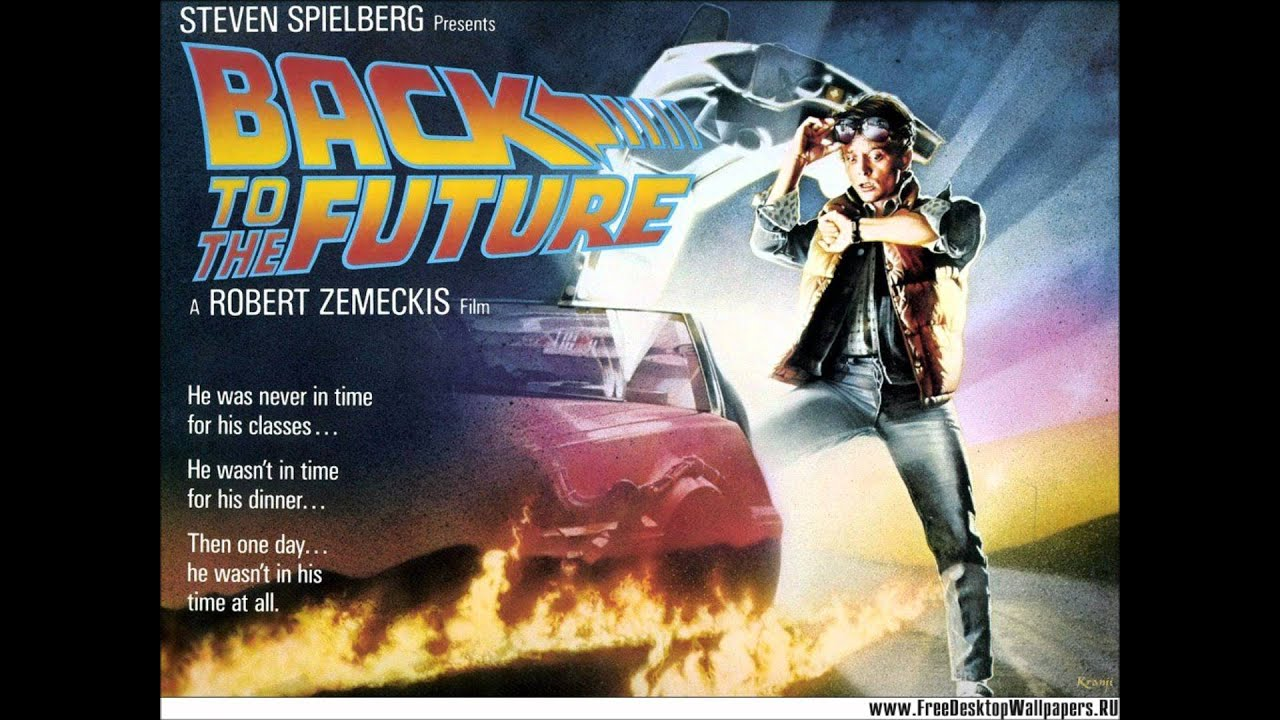 Back To The Future Part 3 Soundtrack