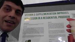 Dr. Nedley's study: Vitamin D increases degree of depression