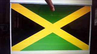 Meaning of the Jamaican Flag