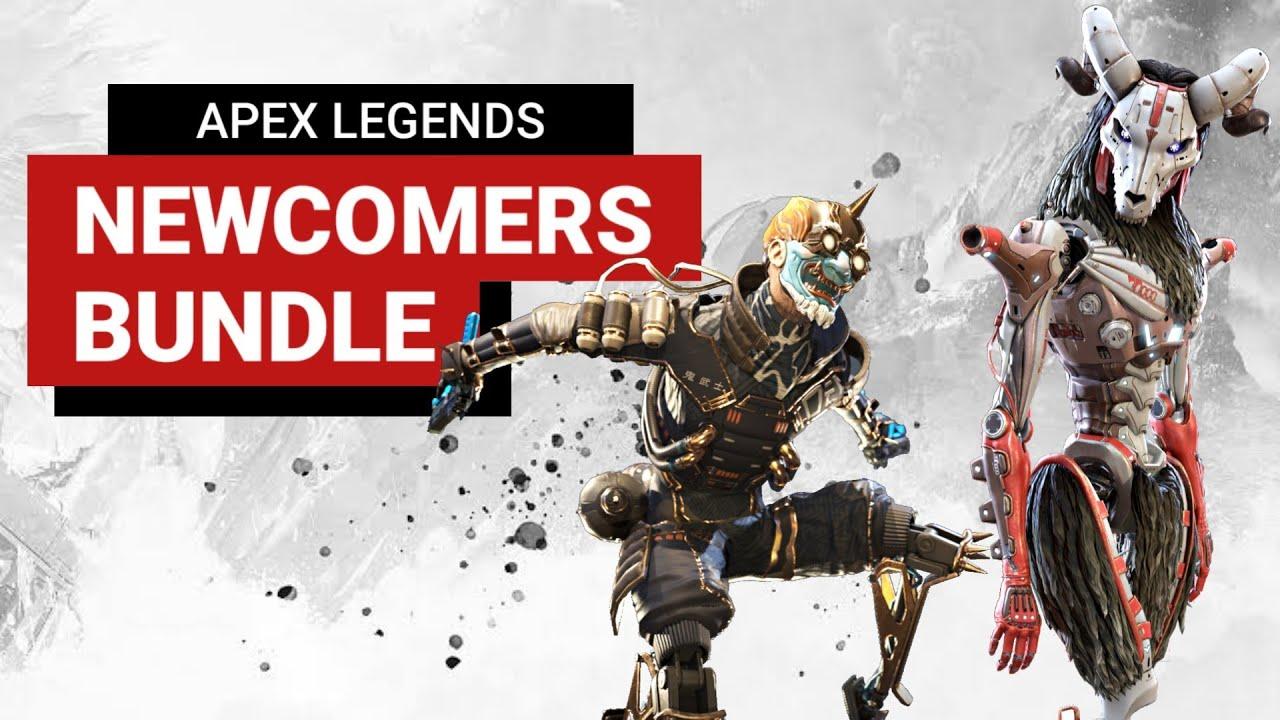 Apex Newcomers Bundle | Apex Legends