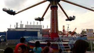 Hurricane Ride at Canfield Fair Ohio
