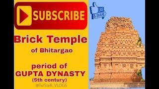 BRICKS TEMPLE OF BHITARGAON    JAGANNATH JI TEMPLE (BEHTA)     Tw!SteR VLOGS