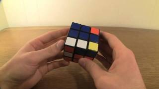 how to solve a rubik s cube solving the second layer
