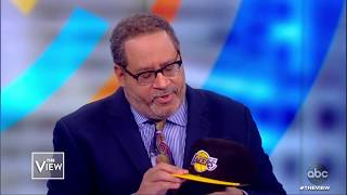 Michael Eric Dyson Pays Tribute to Kobe Bryant | The View
