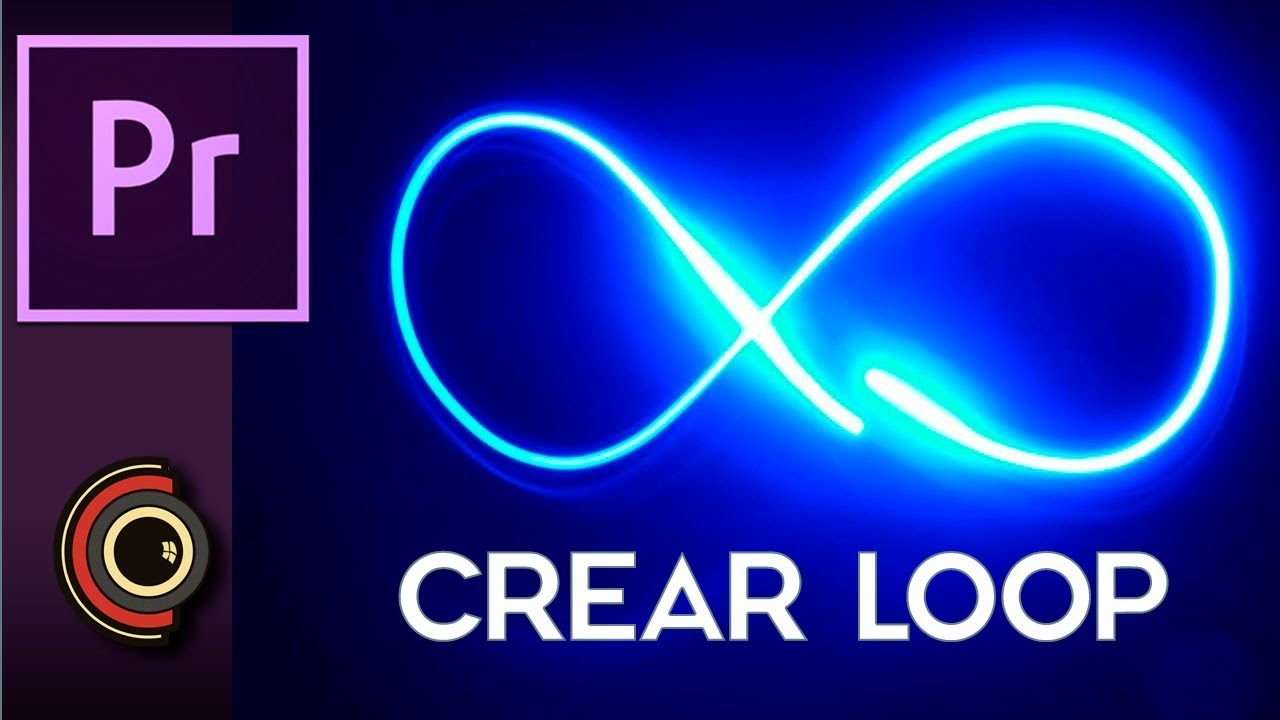 how to create loop in adobe premiere pro