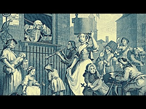 The History of Street Performance - Dr Paul Simpson