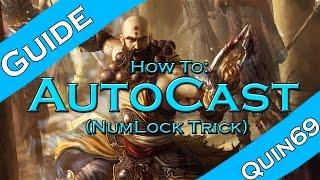 diablo 3 ros how to autocast skills num lock