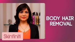Laser Hair Removal Demonstration   Skincare   Skinfiniti By Dr. Jaishree Sharad