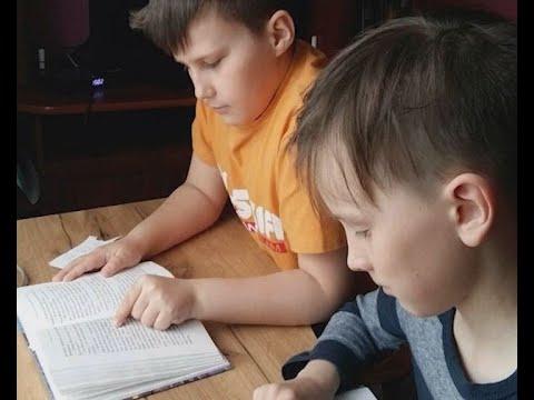 «Классное чтение на карантине!» ТК «Первый Советский»