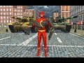 Multi Flash Speed Hero - Black Flash Vs Super Flash (by Flash Action Games) Android GamePlay