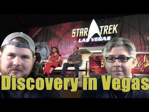 Mission 018: DISCOVERY News from Star Trek Las Vegas 2017-Discovering Discovery 9