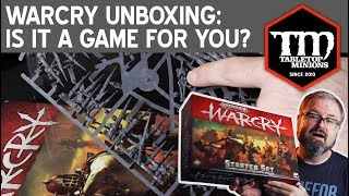 Age of Sigmar Warcry Unboxing: Is It a Game For You?