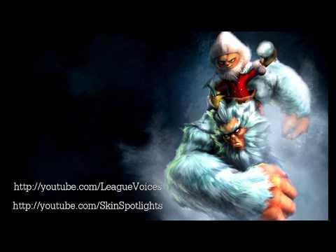Vidéo Nunu Voice - Français (French) - League of Legends
