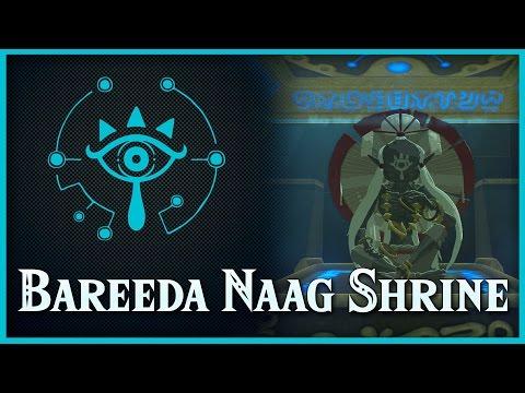 Zelda Breath of the Wild • The Ancient Rito Song • Bareeda Naag Shrine • Tabantha