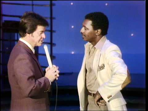 Dick Clark Interviews Richard Dimples Fields - American Bandstand 1981