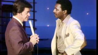 Dick Clark Interviews Richard Dimples Fields - American Bandstand 1981