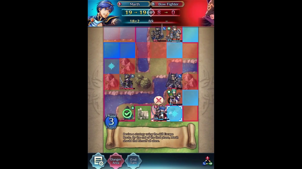 Fire Emblem Heroes Tactics Drills Grandmaster 2 Brief Meetings
