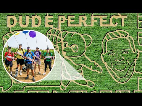 Dude Perfect Corn