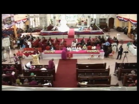 """CHURCH OF NIGERIA (ANGLICAN COMMUNION) 12TH GENERAL SYNOD - """"PORT HARCOURT 2017"""" - OFFICIAL OPENING"""