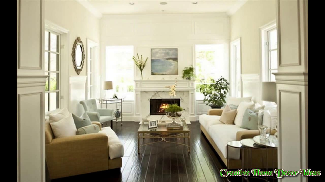 Wonderful Transitional Living Room Decor Ideas