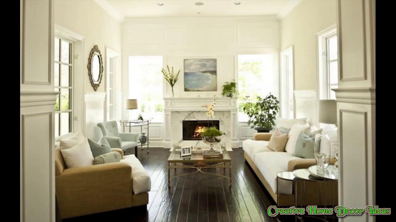 "Transitional Living Room Decor Ideas - YouTube on ""Room Decor""  id=56789"