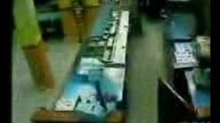 Robo en subway, ciudad ojeda