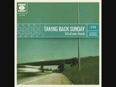 Taking Back Sunday Cute Without The E