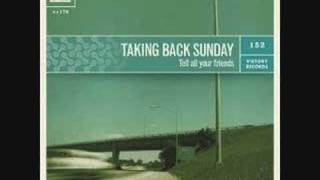 Taking Back Sunday- Cute Without The E
