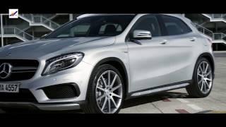 2015 Mercedes Benz GLA Review | Mercedes-Bezn Clase GLA