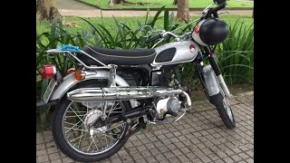 Honda SS50 Up to CL50