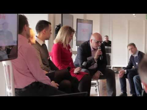 The Future Team, Industry Panel | Bright Sparks London | May 2015