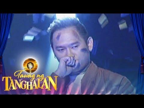 Tawag ng Tanghalan: Mark Michael Garcia wins for the second time