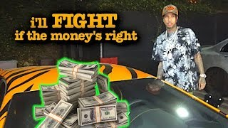 Could Tyga Become The Next Celebrity Boxing Star?