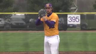 Western Illinois Baseball vs SIUe (4-25-18)