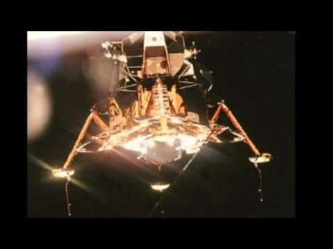 Apollo 11 Landing With Flight Director Audio Loop