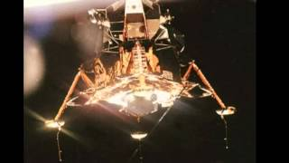 Apollo 11 Landing With Flight Director Audio Loop