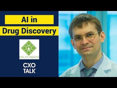 Drug Discovery, Biotech, and AI with Alex Zhavoronkov, CEO, Insilico Medicine (CXOTalk #327) Mp3