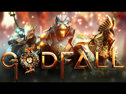 Godfall - Official Cinematic Reveal Trailer | The Game Awards 2019