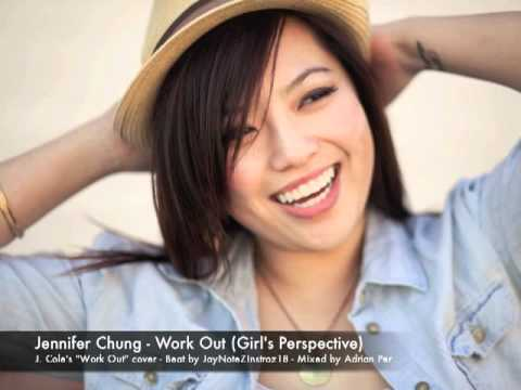 J. Cole - Work Out (cover) Girls Perspective by Jennifer Chung
