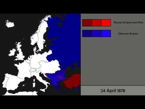 Alternate Russo-Turkish War - Every Week