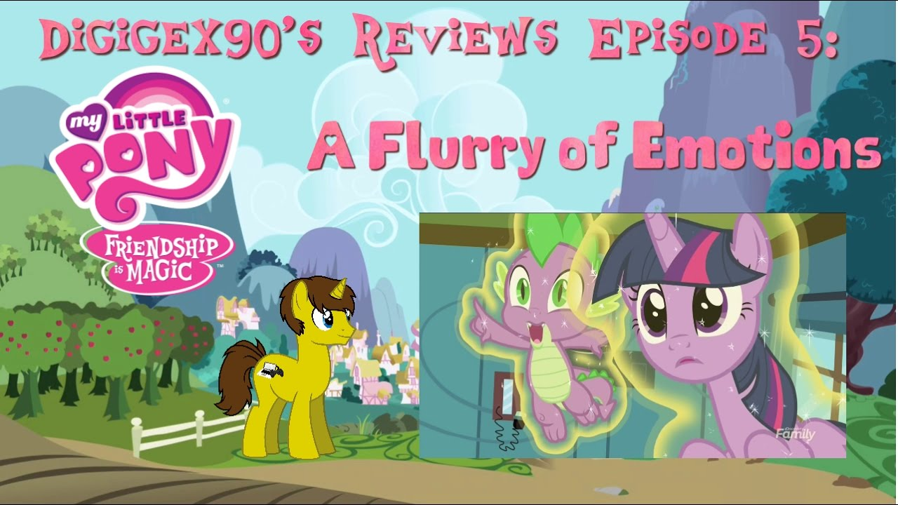 mlp a flurry of emotions review
