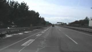 【車載カメラ】仙台南部自動車道 今泉IC~名取IC