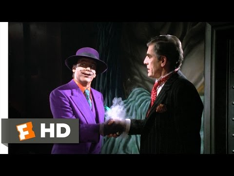 Batman (2/5) Movie CLIP - A Hot Time in Old Town (1989) HD
