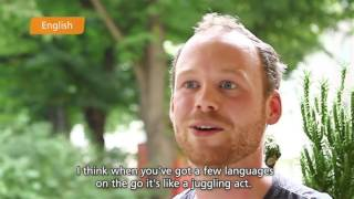 Video Babbel Voices   Does language learning pay off download MP3, 3GP, MP4, WEBM, AVI, FLV Juni 2018
