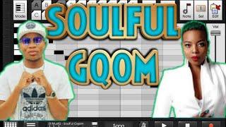 Making a GQOM song like Jerusalem - Master KG ft Nomcebo