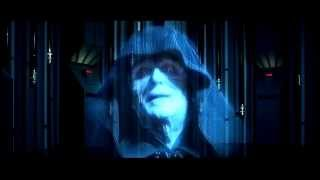 Darth Vader talks to the Emperor full scene HD720p Star Wars Episode V The Empire Strikes Back